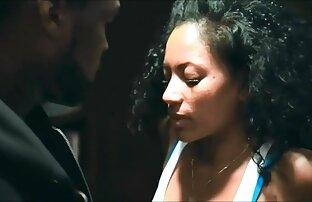امرأة سمراء مذهلة افلام اجنبيه جنسيه مترجمه في جوارب السرطان و لها في الحمار